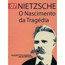Livro: O Nascimento Da Tragedia Nietzche Livro Pocket