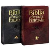 Bíblia Do Pregador Pentecostal Índice Esboços Só Preta