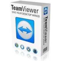 Teamviewer 12+13  Envio Imediato Com Video Aula Leia Anuncio