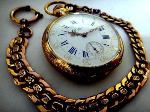 0395ab36bde Relógio S.seidel De Bolso De Batida Hora Cheira E Minutos