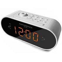 470048c8415 Radio Relógio Projetor Despertador Digital Fm Bivolt Rf 235