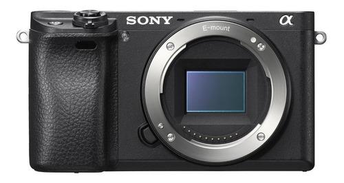 Sony Alpha 6500 Mirrorless Preta