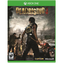 Jogo Novo Lacrado Dead Rising 3 Para Xbox One Pronta Entrega