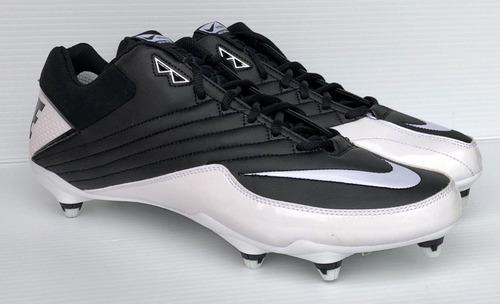 Chuteira De Futebol Americano Rugby Nike Super Speed Preta 12e7951a6fd46