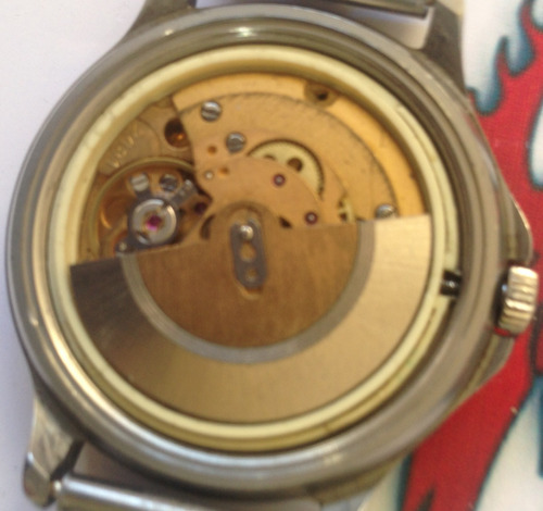 3bcecd04661 Relógio Tissot Seastar Automático