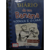 Livro: Kinney, Jeff - Diário De Um Banana 02 - Rodrick É ...