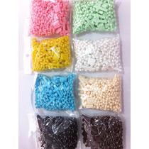 Terço De Pescoço Em Plastico Rosario Colorido Atacado 48 Pç