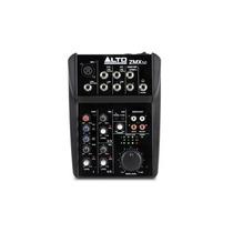 Mesa De Som Mixer 5 Canais Zmx 52 Alto Professional 1093