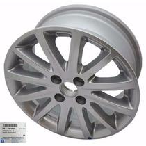 Roda Liga Leve Alumínio Aro 15 Cobalt Gm 52019990
