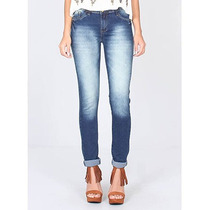 Calça Jeans Skinny Feminina Max Denim