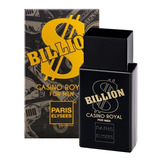 Billion Cassino Royal Masc.100ml-original-lacrado