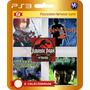 Dino Crisis 1+2 Syphon Filter 1+3 Jurassic Park (cód Id Ps3)