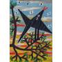 Poster Pablo Picasso 60x90cm Gravura Obra Pássaro Na Árvore Original