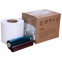 Papel & Ribbon Para Impressora Kodak 6800