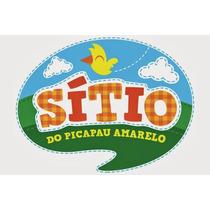 Painel Decorativo Festa Sítio Do Picapau Amarelo (mod1)