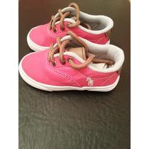 Tênis Criança Bebê Menina Cadarço Pink Resistente Confort