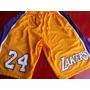 Bermudas De Basquete Nba Los Angelis Lakers