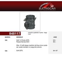 Sensor De Fluxo De Ar Vw Volkswagem Golf Gti 94 À 97 (medido