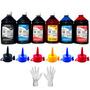 Refil De Tinta Para Impressora L800 L1300 L1800 - 6 Litros