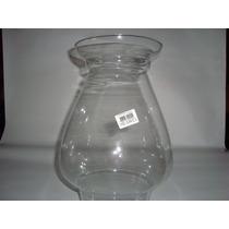 Vaso De Vidro Murano - Decorativo Transparente