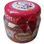 10 Potinhos De Papinha Personalizados Minnie Vermelha. Minie