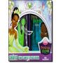 Disney Princesa E O Sapo - Livro + Camiseta