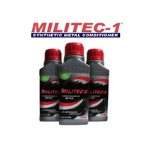 3 Frascos De Militec Frete Mais Barato. Original Royal Parts