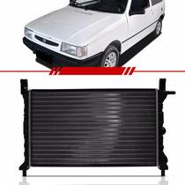 Radiador Fiat Uno 90 91 92 93...97 C/ Ar Sem Reservatório