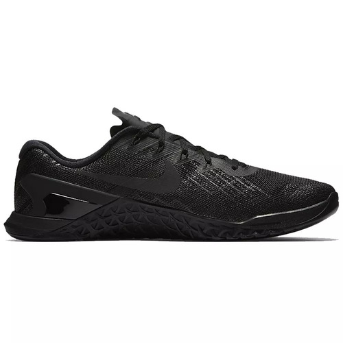 57f83b2a33 Tênis Nike Metcon 3 Crossfit All Black Box High Performance. R  389.9