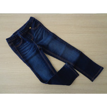 Calça Lilica Ripilica Original Jeans Cós De Elastico T. 4