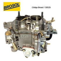 Carburador Escort Com Motor Cht 1.6 Alcool Blfa