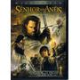 O Senhor Dos Anéis - O Retorno Do Rei - Dvd Original Lacrado