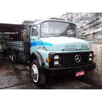 Mb 1318 Ano 1988 Truck +turbo+dh +suspensor+ Carrocec