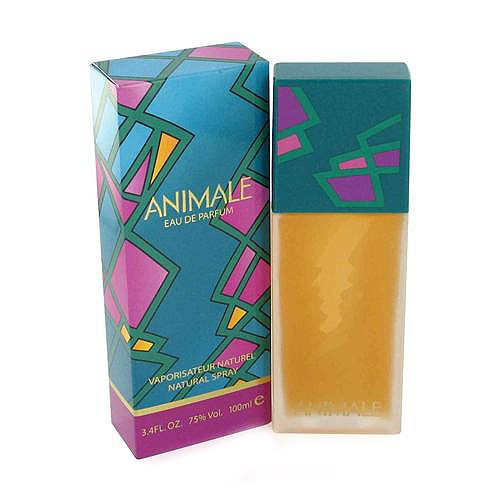 Animale Eau De Parfum Animale - Perfume Feminino 100ml