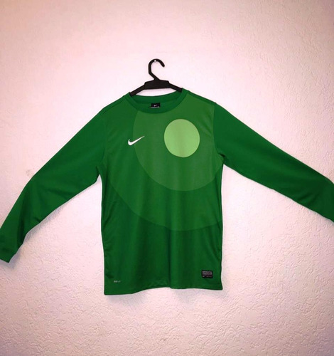 ccc476609 Camisa Nike Dri-fit Original Infantil Tamanho Xl Manga Longa