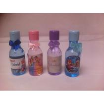 Sabonete Ou Álcool Gel 50ml Garrafinha Colorida-lembrancinha