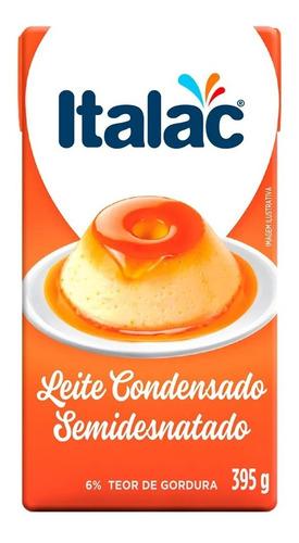 Leite Condensado Italac 395gr