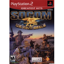 Playstation 2 Socom