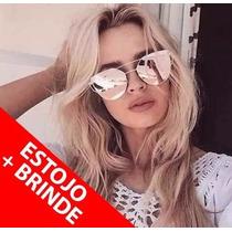 c711b8fd0 Busca oculos espelhado rosa com os melhores preços do Brasil ...