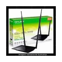 Roteador Wireless Quebra Parede Tl-wr841hp 1000mw Ant 9dbi