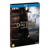 Blu-ray Duplo - O Senhor Dos Anéis: As Duas Torres - Edição
