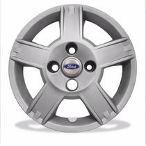 Calota Ford Fiesta Aro 14 Modelo 2009 2010 2011 2012 014j