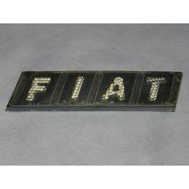 Emblema Refletivo Acessório Época Fiat 147 Elba Spazio Oggi