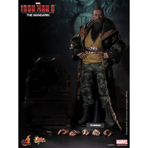 The Mandarin Iron Man 3 Homem De Ferro 1:6 Hot Toys Ht-6002