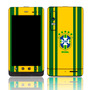 Capa Adesivo Skin367 Motorola Milestone 3 Xt860 4g
