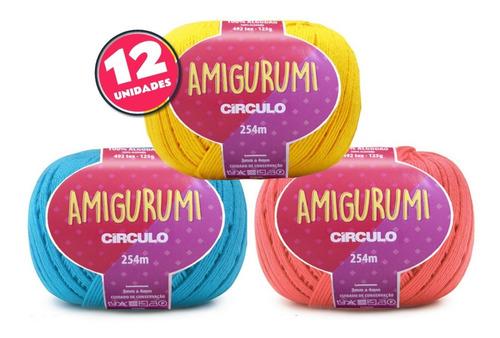 Kit Amigurumi Círculo - Porco | Bola de crochê, Amigurumi ... | 338x500