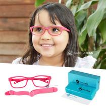 6e87770f0 Armação Óculos Grau Criança Infantil Elastico Flexivel Tr232 à venda ...
