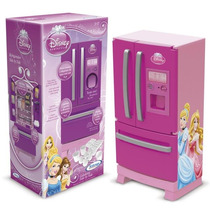 Refrigerador Side By Side Disney Princesa Xalingo