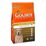 Ração Golden Formula Premium Especial Cachorro Adulto Raça Média/grande Salmão/arroz 3kg