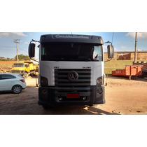 Vw 24.280 8x2 Bitruck Roll On 2013 Impecável